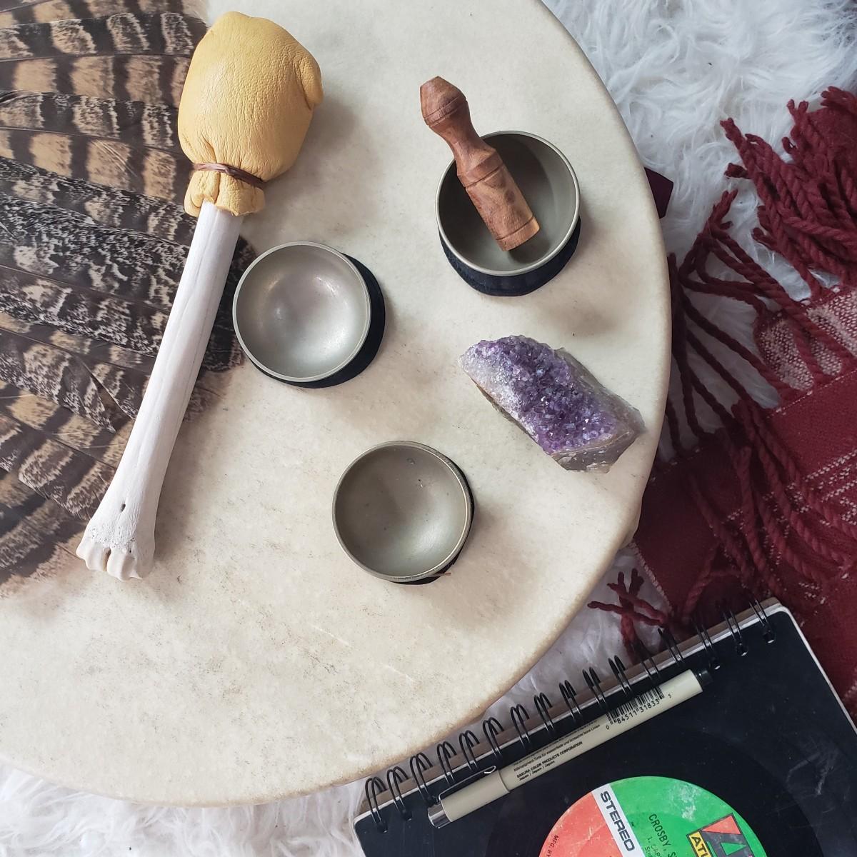 square drum medicine
